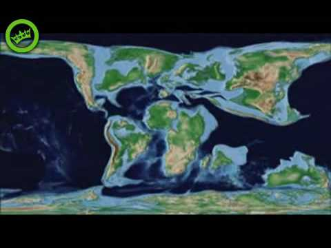 Our Changing Planet, Geological, Continental Drift in 400 Million Years (Edvard Grieg - Morning)