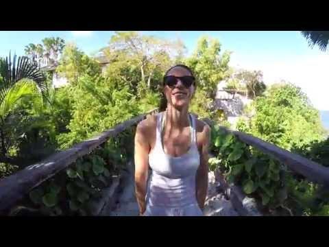 Emily Scott Bali Skygarden Tour 2016