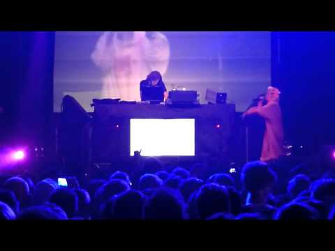 Die Antwoord & Aphex Twin live @ LED Festival