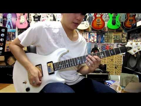 Guitar lessonอ.โอ๋ The guitara สอนการเล่น Pedal note