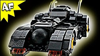 Lego Batman Custom BATMOBILE with Rocket transformation