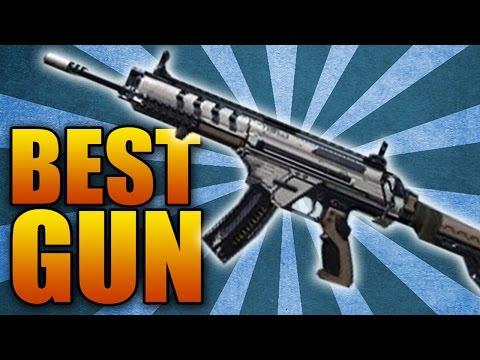 Best Gun in Call of Duty: Advanced Warfare! (Multiplayer Weapon Class Setup Tips)
