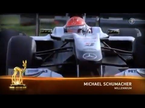 Millennium-Bambi award Michael Schumacher 2014