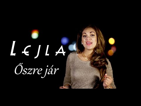 █▬█ █ ▀█▀ Lejla-Őszre Jár-official Zgstudio Music video