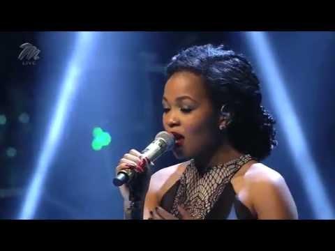 "Idols Top 2 Performance: Mmatema's big ""Hello"""
