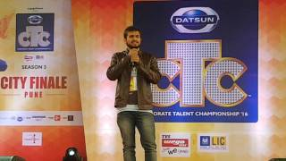 Sutti Payi Nu Hichkiyaan | Manmohan Waris | By Divesh Bali | CTC City Finale Pune |
