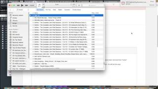 """iTunes """"convert to mp3"""" missing - what now?"""
