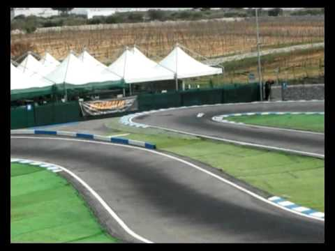 Warm Up Italian National Championship RC 1-8 track Locorotondo AMSCI