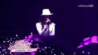 Watch Tiffany Umbrella video