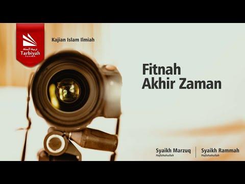 Kajian Tematik Fitnah Akhir Zaman | Syaikh Marzuq & Syaikh Rammah