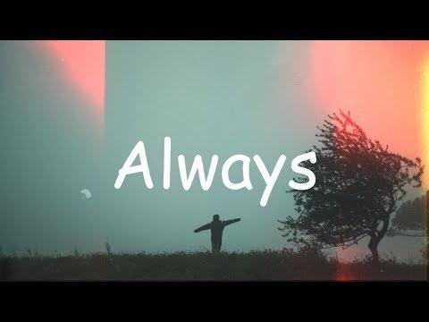Gavin James - Always ( Lyric Video )