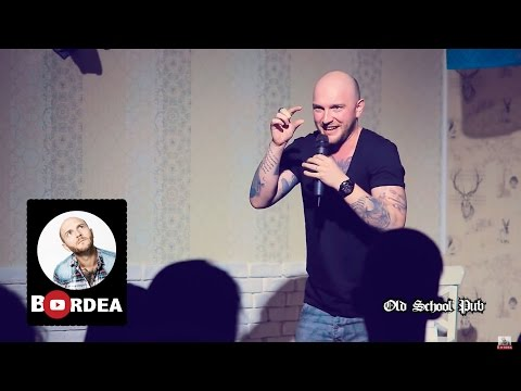 Boardea Stand-up Comedy 2016 show complet - Catalin Bordea