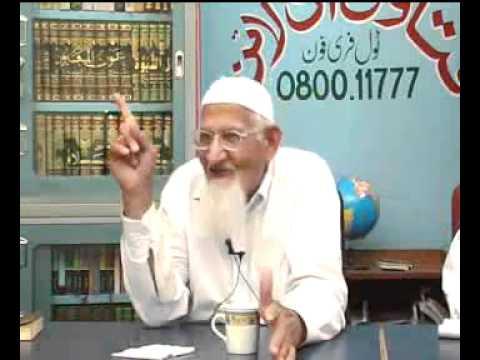 Hazrat Umar Farooq Murdered Hazrat Fatima (as)  Clarification--- Salfi Molana Ishaq video