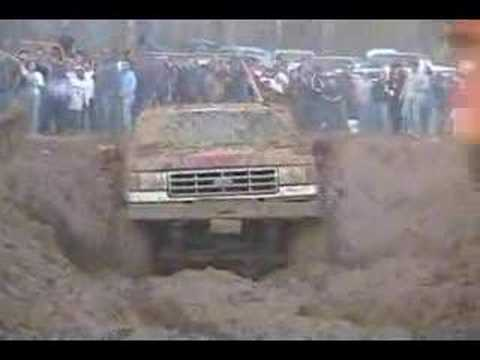 good friday 2008 mud bog Video