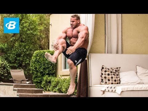 Jay Cutler Living Large Episode 1 - Workouts, Training Tips, Nutrition - Bodybuilding.com