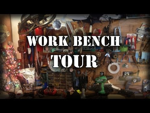 Touring the Hackaday Workbench