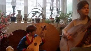 Песня на горе калина (русская народная песня)