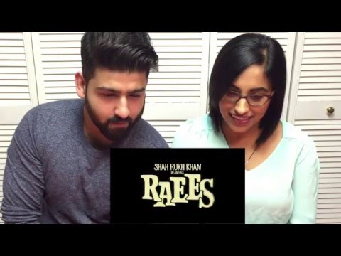 Raees Teaser Reaction | Shahrukh Khan, Nawazuddin Siddiqui | thumbnail