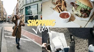 Shoppen + mini Haul.. Vlog //Hannah