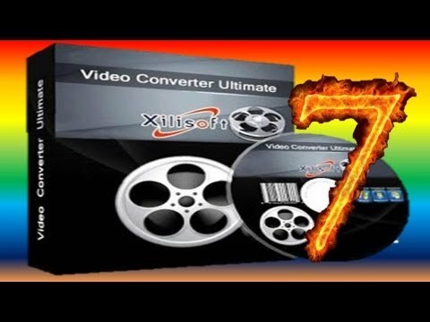 Descargar e instalar Xilisoft Video Converter Ultimate 7 full 2014
