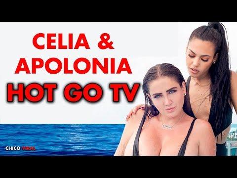 Este es el VÍDEO COMPLETO de CELIA LORA con APOLONIA LAPIEDRA