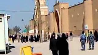 Iraq: Masjid-e-Kufa & Imam Ali a.s. Ka Ghar.MP4