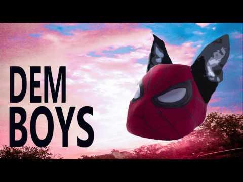 Dem Boyz Logo Spiderman Homecoming