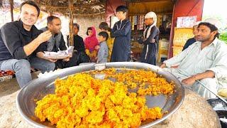 Street Food in Waziristan - FORMER WAR ZONE - Street Food Journey to Miranshah, Pakistan - VERY RARE