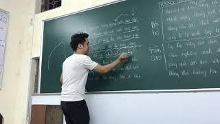 TRÀNG GIANG - thầy Nhật dạy văn