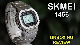Skmei 1456 unboxing and Review