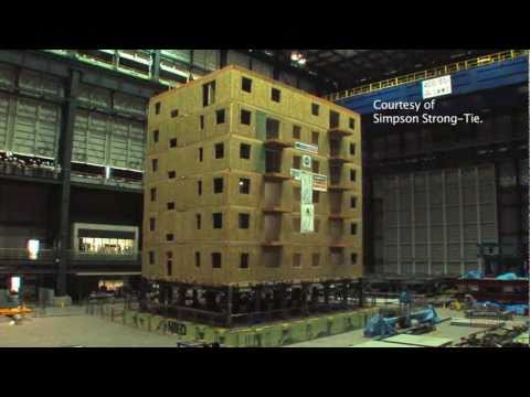 World's Largest Earthquake Shake Test in Japan