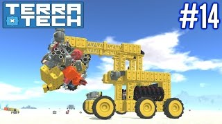 Terratech   Ep 14   Mobile Magnet Crane Cleanup!
