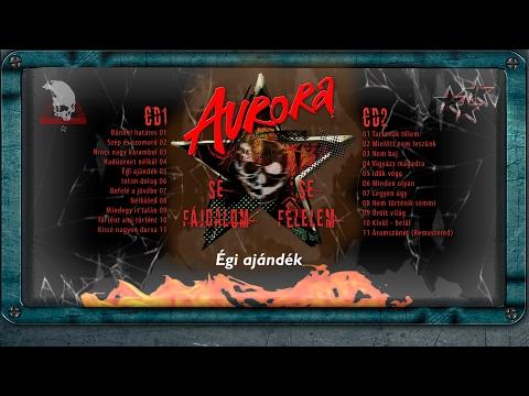 Aurora - Égi Ajándék (Hivatalos Szöveges Video / Official Lyric Video)
