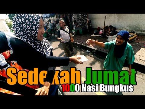 BERSAMA OWNER SARANGAN CATERING, Sedekah Jumat 1000 Nasi Bungkus - #Part 6