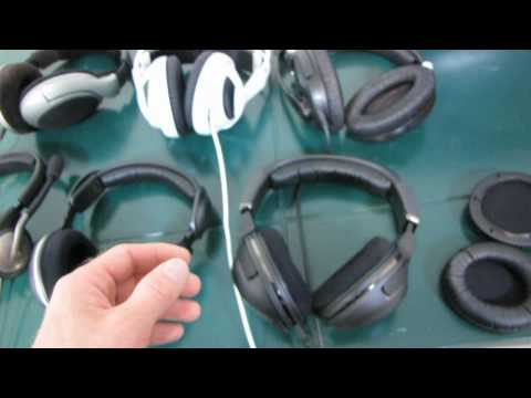 Steelseries 7H Gaming Headset Review & Comparison Linus Tech Tips
