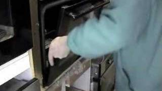 How to Fit and Remove a Cooker Oven Door