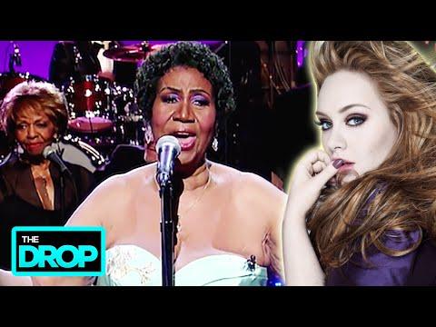 Aretha Franklin Covers Adele! + Elijah Blake
