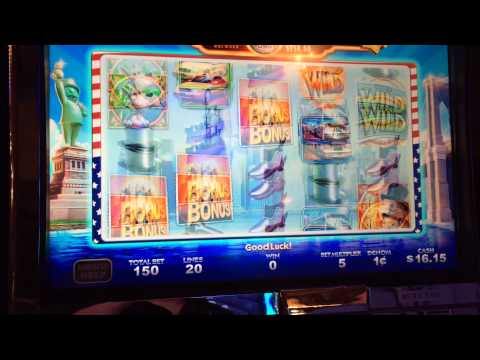 LIVE PLAY on Super Monopoly Money Slot Machine Part 2