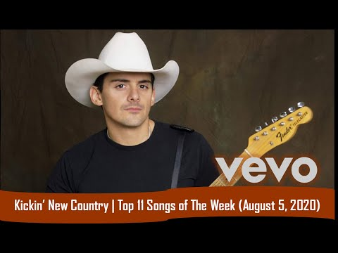 vevo: Kickin' New Country   Top 11 Songs Of August 5, 2020