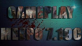 ★Meeponegeroi - Gameplay as Meepo | 6300 mmr | #2