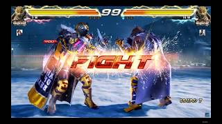 TEKKEN7 King noobs Shingo_Khan VS DKgaming