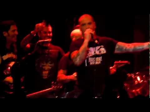 Phil Anselmo at Metal Masters 4 NYC closing speech 9/7/2012