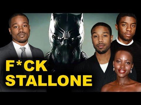 Black Panther 2018 - Michael B Jordan, Lupita Nyong'o, Chadwick Boseman, Ryan Coogler
