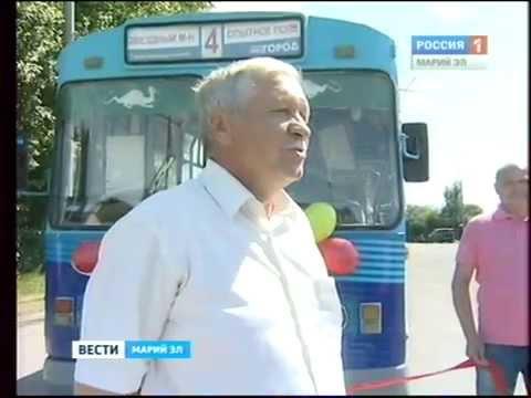 схема движения троллейбуса