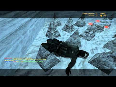 Counter Strike Source Deathrun ep.1 Srpski Gameplay