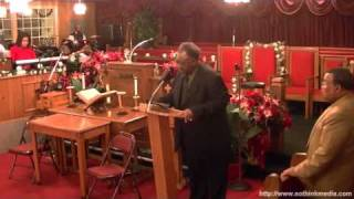 I'm Bound for Mt. Zion- sung by Bishop N. Dupree