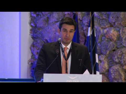 DEF 2016: Dimitris Tryfonopoulos, General Secretary, Greek National Tourism Organization (GNTO)