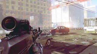 Побег из Тарков[18+ ]ПЕРВЫЙ ВЗГЛЯД НА геймплей | Геймплей-трейлер игры - Продолжительность: 5 минут 24 секунды