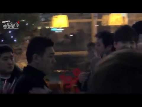 [직캠] 20150117 이민호 강남1970 대구에서 만난 김종대♥ (by.MINOVITA in 소심눈화)
