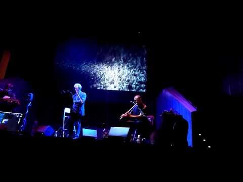 Espectáculo multimedia en Conde Duque. Música, poesía e imagen 2/2